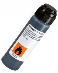 Atramentová fixka na struny rakety Tecnifibre Logo Marker Black