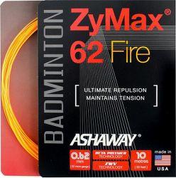 Bedmintonový výplet Ashaway ZyMax 62 Fire