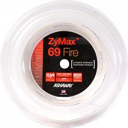 Bedmintonový výplet Ashaway ZyMax 69 Fire white - ROLE 200 m
