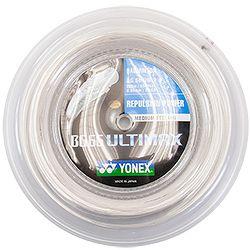 Bedmintonový výplet Yonex BG 66 Ultimax White (0.65 mm)  - ROLA 200 m
