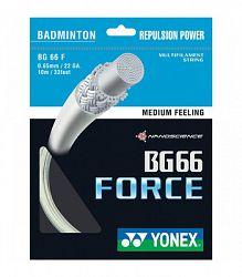 Bedmintonový výplet Yonex BG66 Force (0.66 mm)