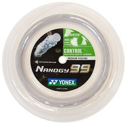 Bedmintonový výplet Yonex NBG 99 Nanogy (0.69 mm) - rola 200 m