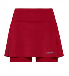 BLACK FRIDAY - Dámska sukňa Head Club Basic Red