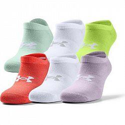 BLACK FRIDAY - Dámské ponožky Under Armour Essential NS 6 párov