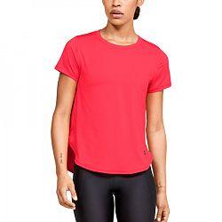 BLACK FRIDAY - Dámske tričko Under Armour Sport Crossback červené
