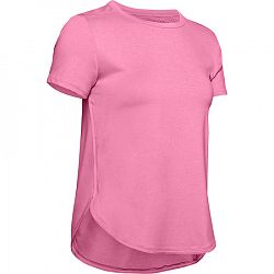 BLACK FRIDAY - Dámske tričko Under Armour Sport Crossback ružové