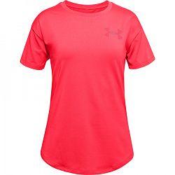 BLACK FRIDAY - Dievčenské tričko Under Armour HG SS červené