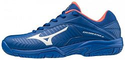 BLACK FRIDAY - Juniorská tenisová obuv Mizuno Exceed Star Jr. 2 All Court Reflex Blue