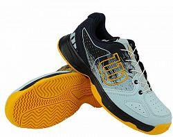 BLACK FRIDAY - Juniorská tenisová obuv Wilson Kaos QL Omphalodes