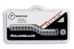 BLACK FRIDAY - Ložiská Rollerblade Twincam ILQ-7 Plus sada 16ks