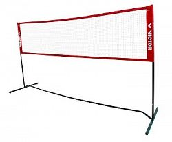 BLACK FRIDAY - Multifunkčná sieť Victor Mini Badminton Net Premium