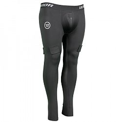 BLACK FRIDAY - Nohavice so suspenzorom Warrior Tight Compression SR