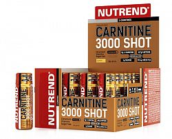 BLACK FRIDAY - Nutrend Carnitine 3000 Shot 60 ml