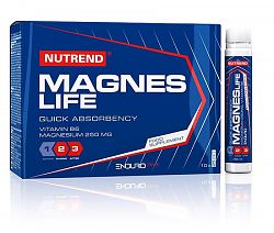 BLACK FRIDAY - Nutrend Magneslife 10 × 25 ml
