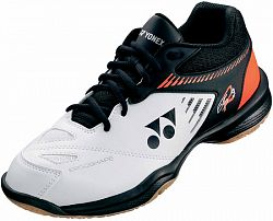 BLACK FRIDAY - Pánska halová obuv Yonex Power Cushion 65 R3 White/Orange