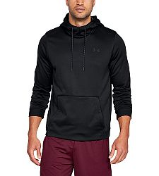 BLACK FRIDAY - Pánska mikina Under Armour Fleece PO Hoodie čierna