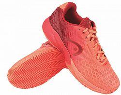 BLACK FRIDAY - Pánska tenisová obuv Head Revolt Pro 3.0 Clay Red