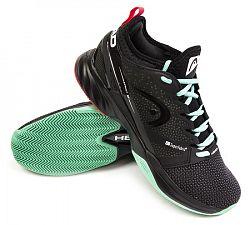 BLACK FRIDAY - Pánska tenisová obuv Head Sprint SF Clay Black/Teal