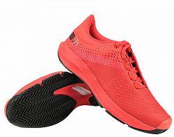 BLACK FRIDAY - Pánska tenisová obuv Wilson Kaos 3.0 Clay Red