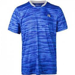 BLACK FRIDAY - Pánske funkčné tričko FZ Forza Malone Tee Blue Aster
