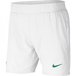 BLACK FRIDAY - Pánske šortky Nike Court Dri-FIT Rafa White