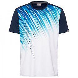 BLACK FRIDAY - Pánske tričko Head Vision SliderBlue/White/Royal
