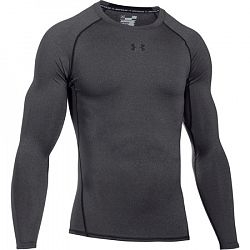 BLACK FRIDAY - Pánske tričko Under Armour HG Armour LS Grey