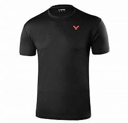 BLACK FRIDAY - Pánske tričko Victor T-90022 C Black