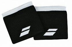 BLACK FRIDAY - Potítka Babolat Logo Wristband Standard Black (2 ks)