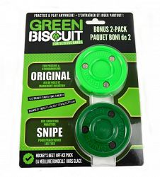 BLACK FRIDAY - Puk Green Biscuit Bonus 2-Pack
