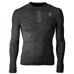 BLACK FRIDAY - Triko Warrior Turtle Neck Compression LS Tee SR
