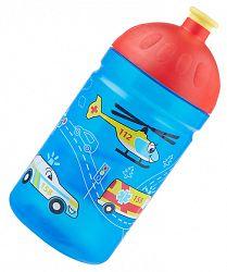 BLACK FRIDAY - Zdravá fľaša Záchranári 500 ml