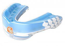 Chránič zubov Shock Doctor Gel Max Power Trans Blue