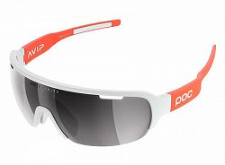 Cyklistické okuliare POC DO Half Blade AVIP hydrogen white/zink orange