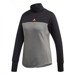 Dámska mikina adidas Therm Midlayer W Grey/Black