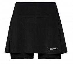 Dámska sukňa Head Club Basic Black
