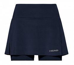 Dámska sukňa Head Club Basic Navy