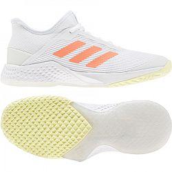 Dámska tenisová obuv adidas Adizero Club W White - EUR 38