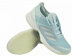 Dámska tenisová obuv adidas Adizero Ubersonic 3 Light Blue