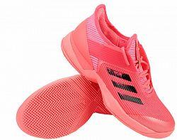 Dámska tenisová obuv adidas Adizero Ubersonic 3 Pink
