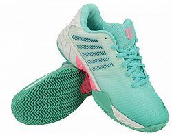 Dámska tenisová obuv K-Swiss Hypercourt Express 2 HB Aruba Blue