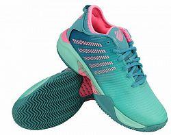 Dámska tenisová obuv K-Swiss Hypercourt Supreme HB Aruba Blue