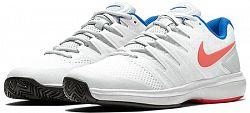 Dámska tenisová obuv Nike Air Zoom Prestige White/Orange