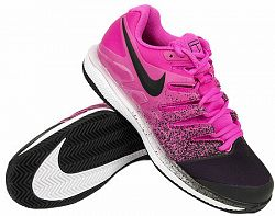 Dámska tenisová obuv Nike Court Air Zoom Vapor X Clay Fuchsia/Black