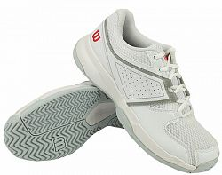 Dámska tenisová obuv Wilson Court Zone White