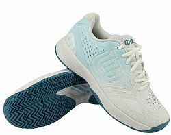 Dámska tenisová obuv Wilson Kaos Comp 2.0 White