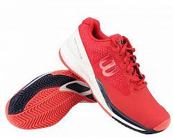 Dámska tenisová obuv Wilson Rush Pro 3.0 Clay Lollipop