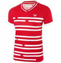 Dámske funkčné tričko Victor Denmark 6618 Denmark Red