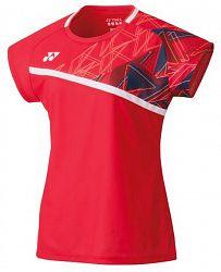 Dámske funkčné tričko Yonex 20522 Red