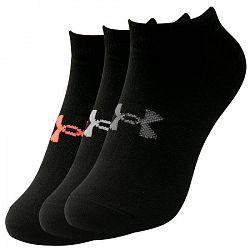 Dámske ponožky Under Armour Essential NS čierne